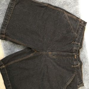 Men's Faded Glory Jean Shorts